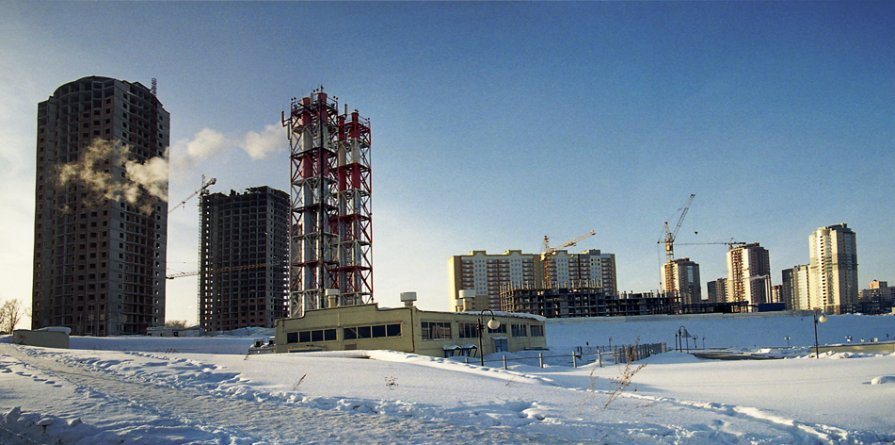 Высотки - Андрей Еремеев