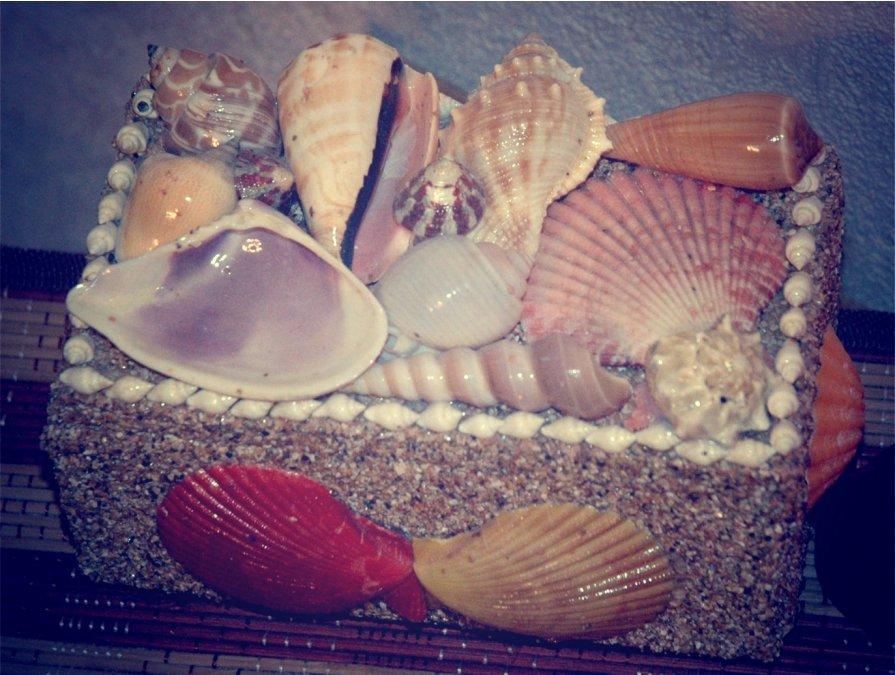 Мечта о море - Натали V