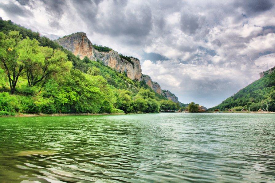 озеро мангуп крым рыбалка