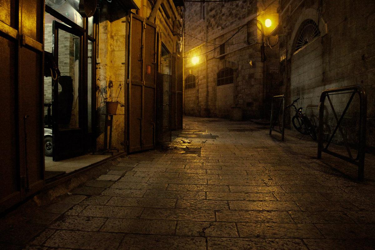 Ночь, улица, фонарь... аптека за углом - Анжела Усманова