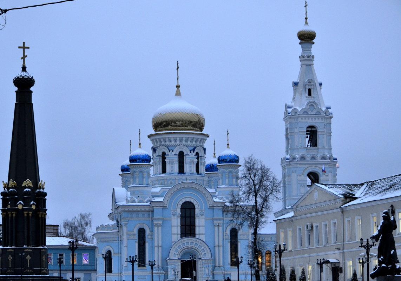 Церковь Успения Пресвятой Богородицы - Роман Романов