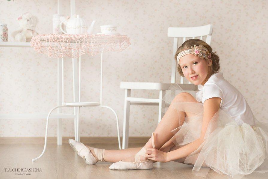 Прически для балерин фото