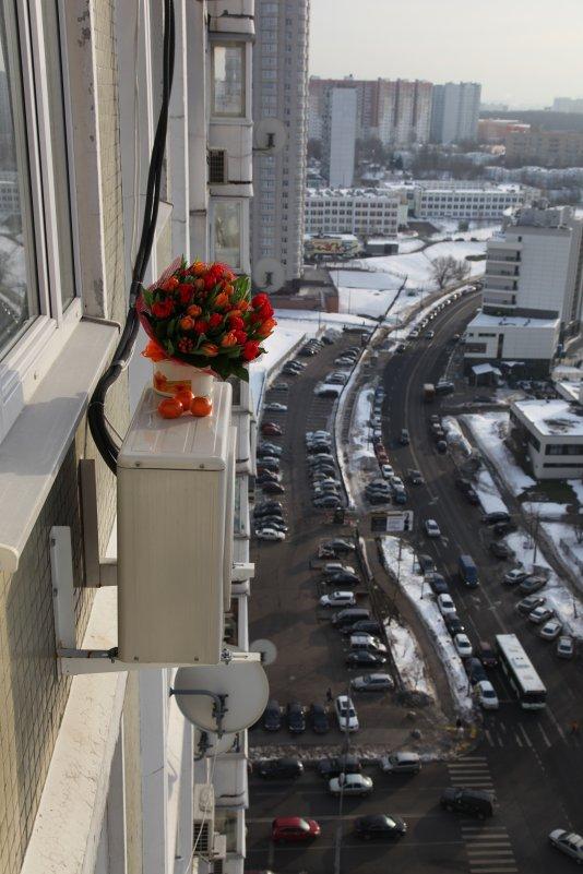 Подарок от Карлсона.) - Наталья Иванова