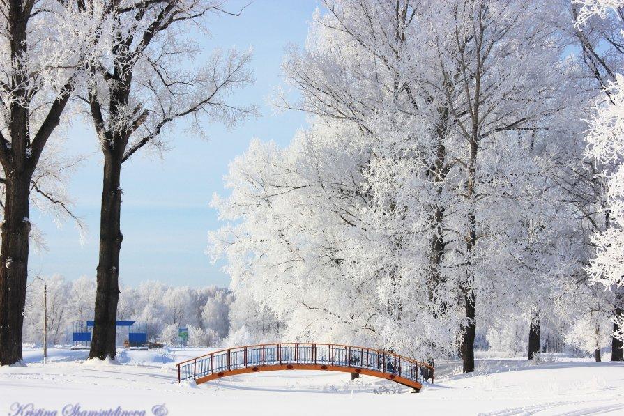Зимняя сказка - Кристина Шамсутдинова