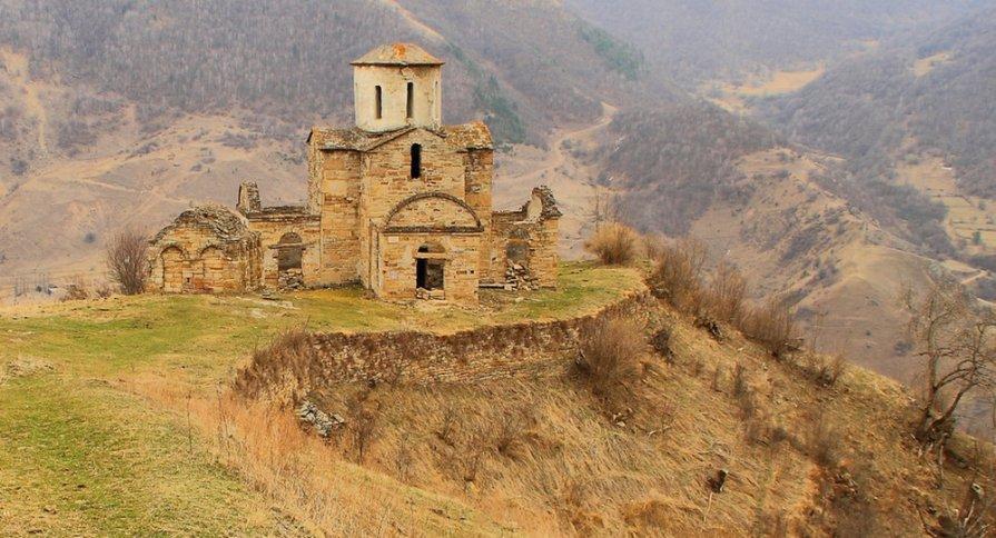 Сентинский храм 10 века - Weskym Markova