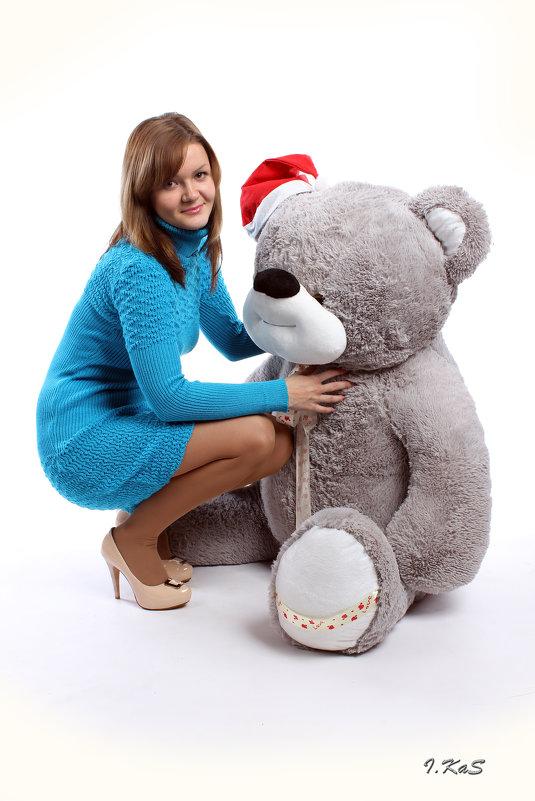 Таня и медведь - Ирина Касаткина