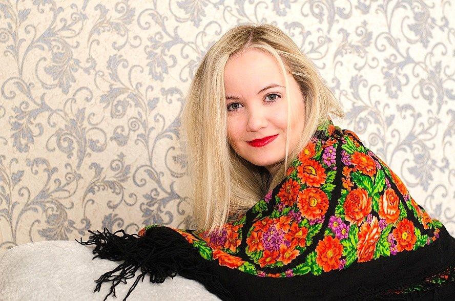 Даша - Svetlana Galvez