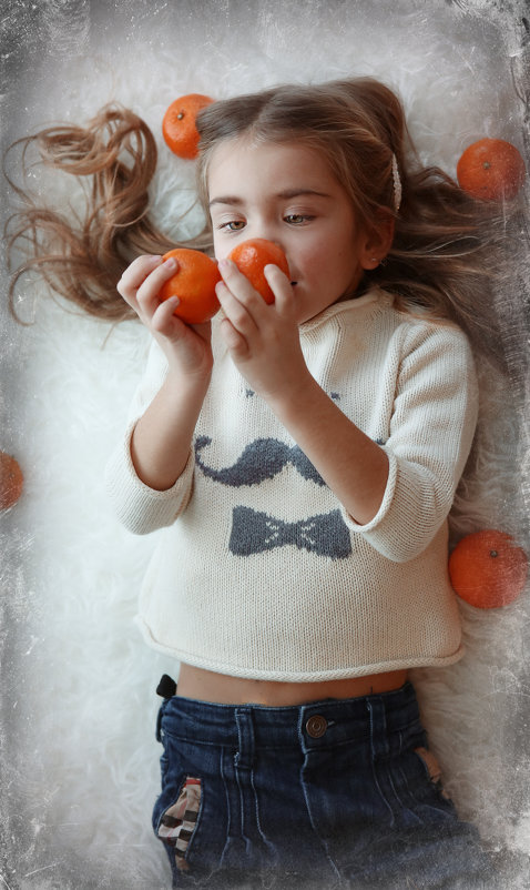 мандариновое настроение - Юлия Павлова