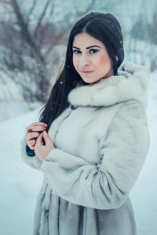 Зимний портрет - Никита Живаев