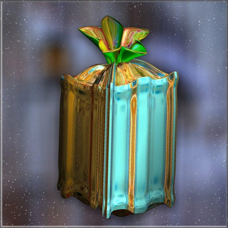 подарок - linnud