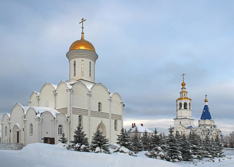 Зилантов монастырь - leoligra