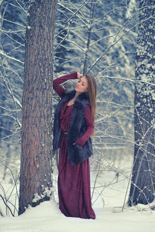 Зима в каждом вдохе - Женя Рыжов
