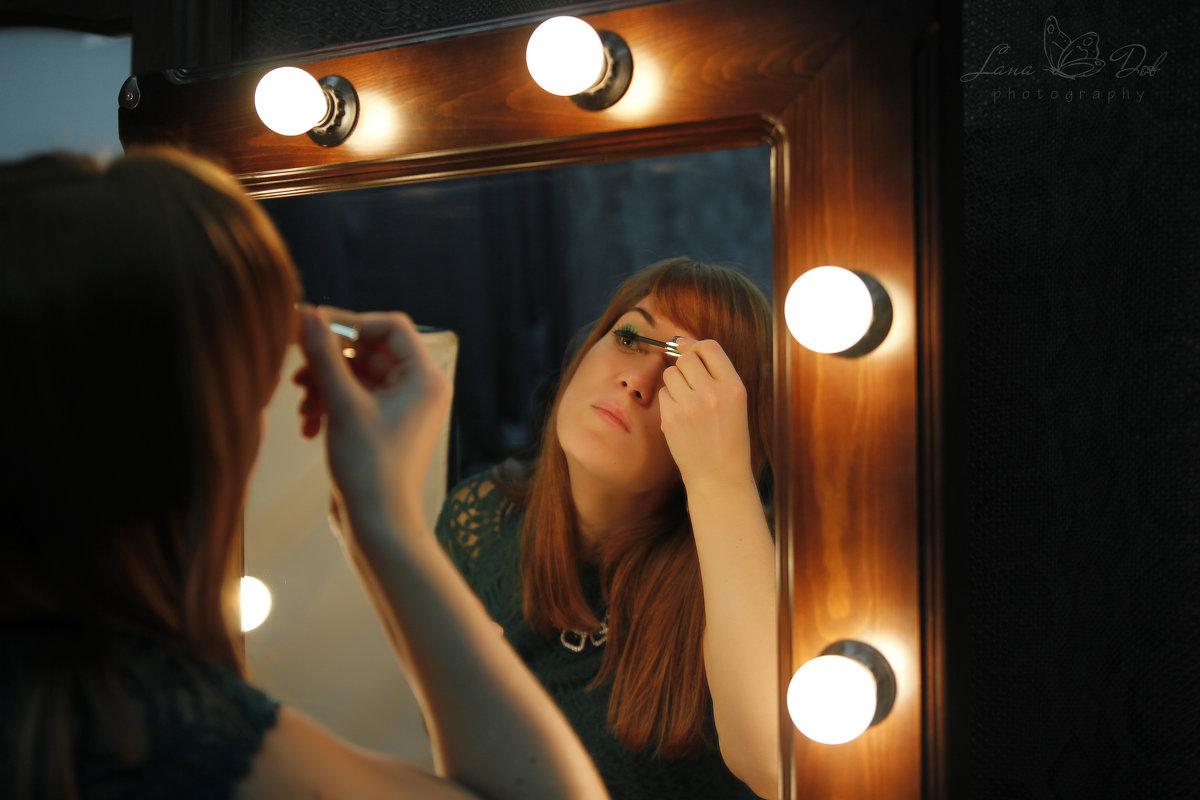 В зеркале - Lana Dob