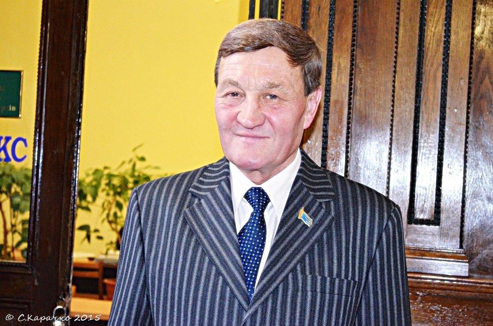 Юхиму Гузару-70 - Степан Карачко