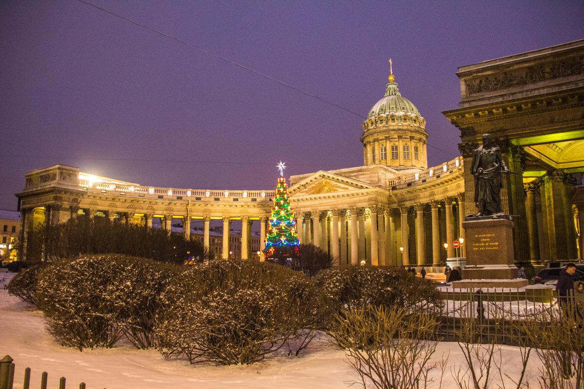 Казанский собор - Никита Иванов