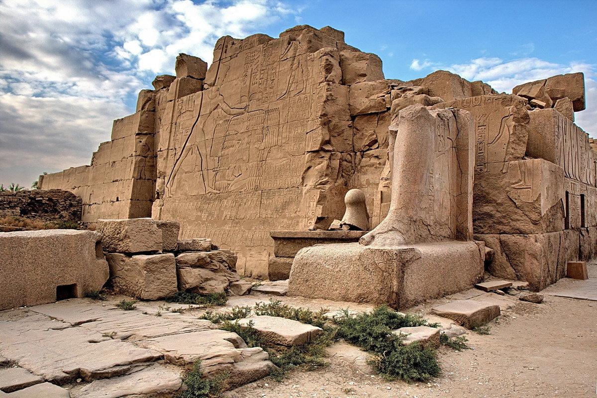 Наследие Древнего Египта - Евгений Печенин