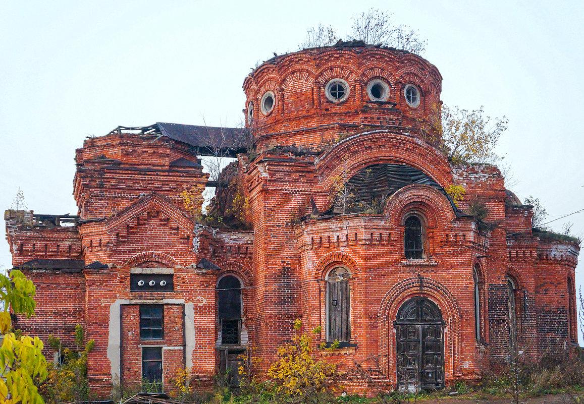 Единоверческая церковь Успения Божьей Матери - Elena Izotova