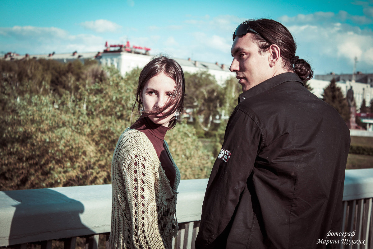 Александр и Юлия - Марина Щуцких