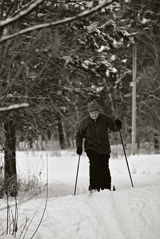 Лыжница - Сергей Щеглов