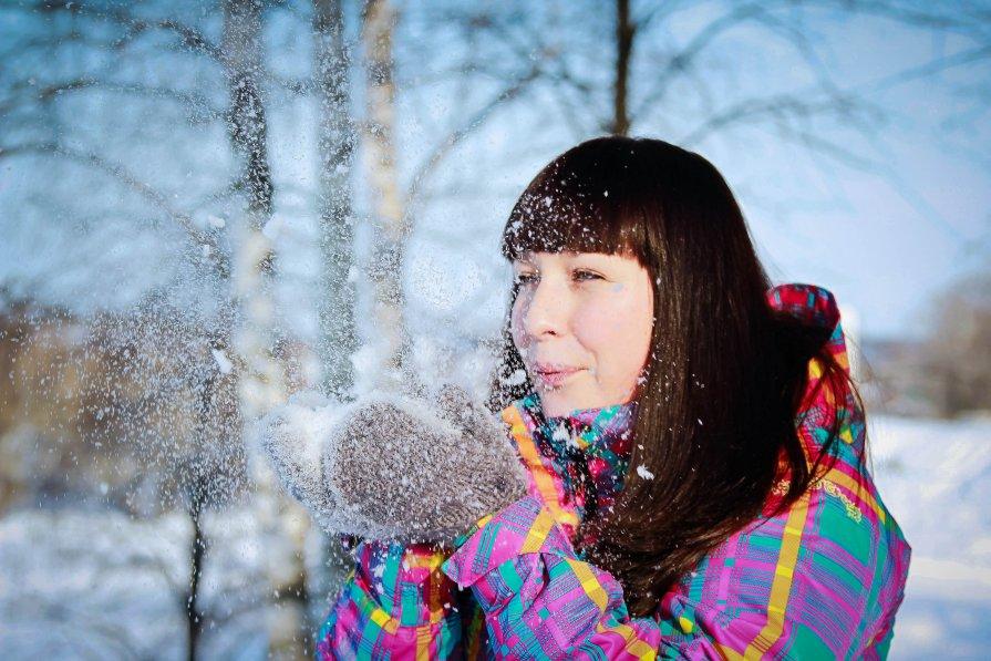 Снежное солнце - Ольга Сократова