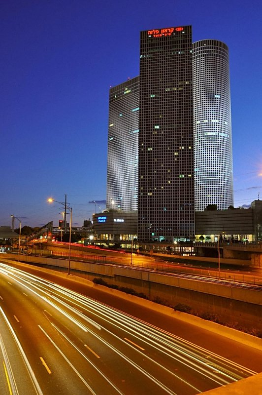Центр Азриели,Тель-Авив - Lev Tovbin