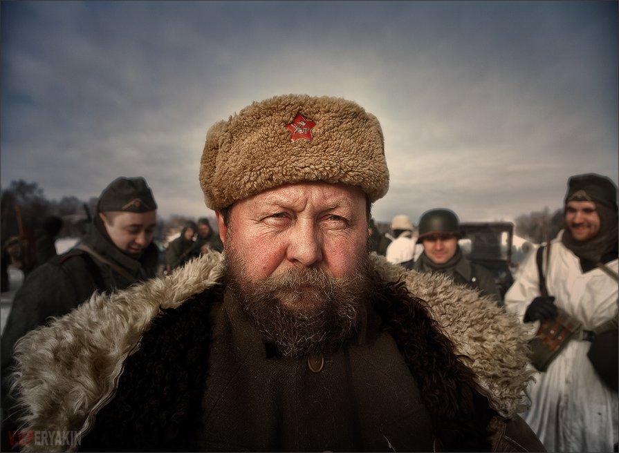 ПАРТИЗАН - Виктор Перякин