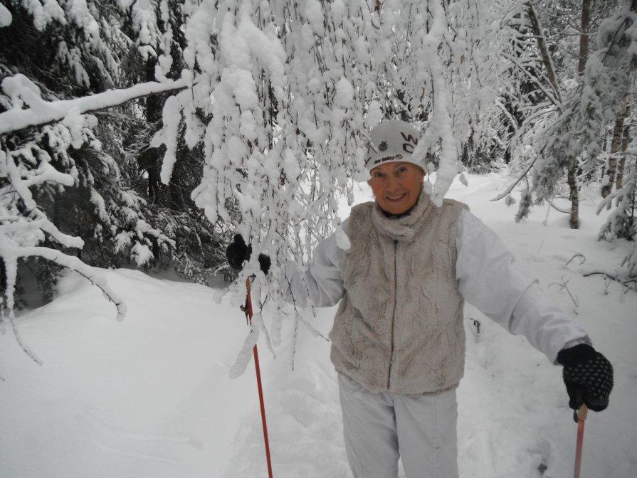 снегурка - нина полянская