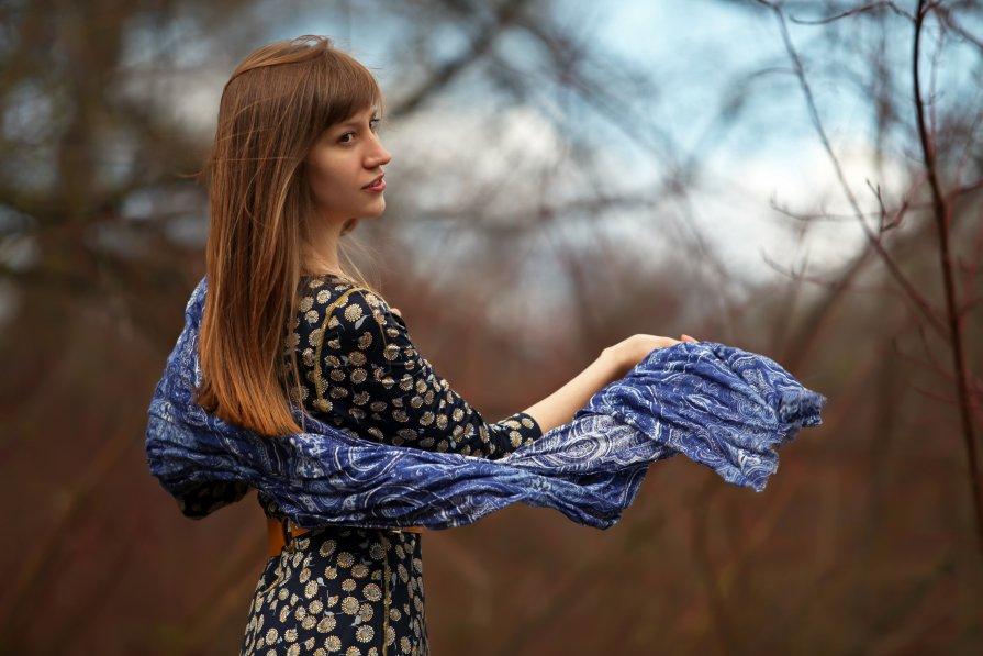 Тростинка на ветру. - Анна Тихомирова