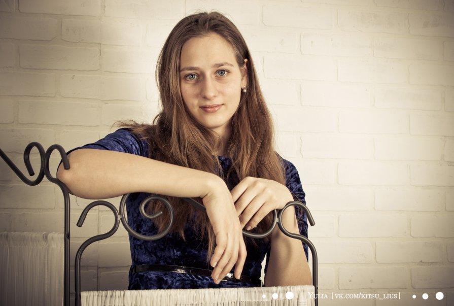 Модель - Ксения - Юлия Пекарская