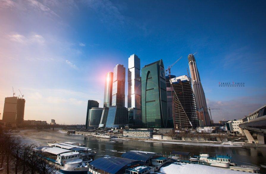 Москва-Сити - Sergey Tyulev