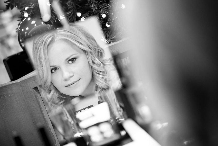Сборы невесты в салоне Chanel, Калифорния - Ольга Блинова
