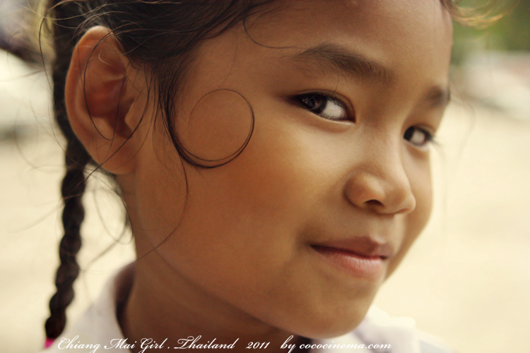 Chiang Mai Girl  Portrait - Анастасия Кононенко