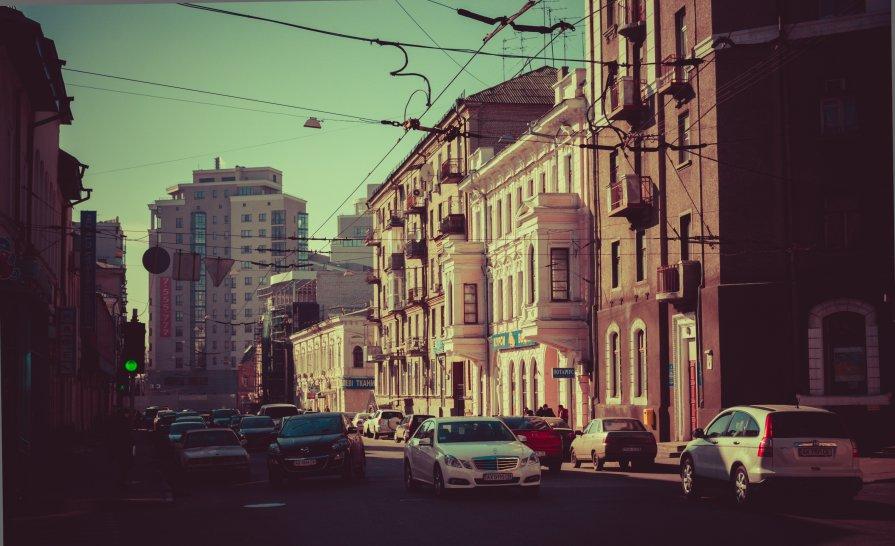 Sunset in old town 1 - Игорь Найда