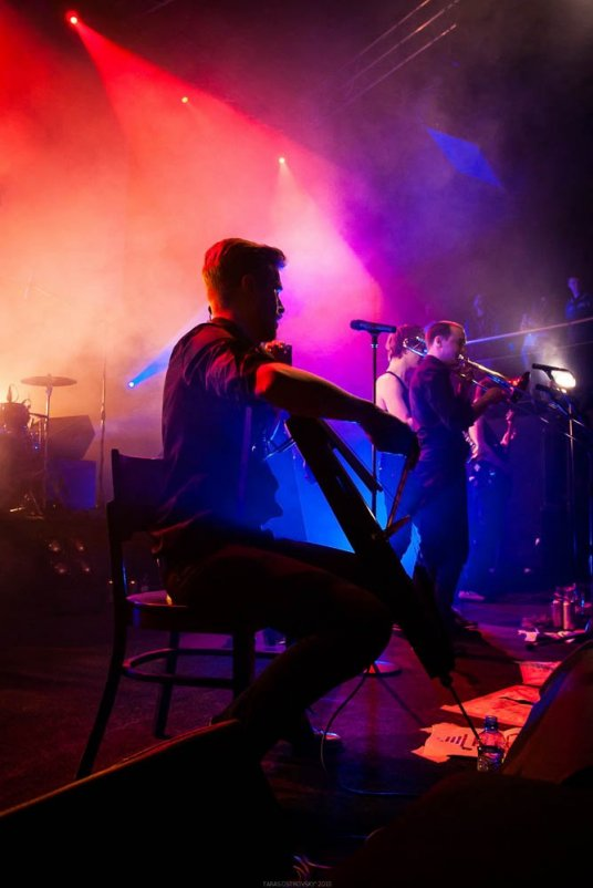 Diablo Swing Orchestra - Taras Ostrovsky