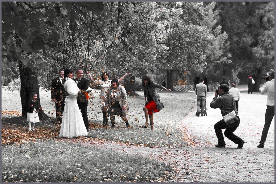 Свадьба.Случайный кадр(2) - Татьяна Ямкова
