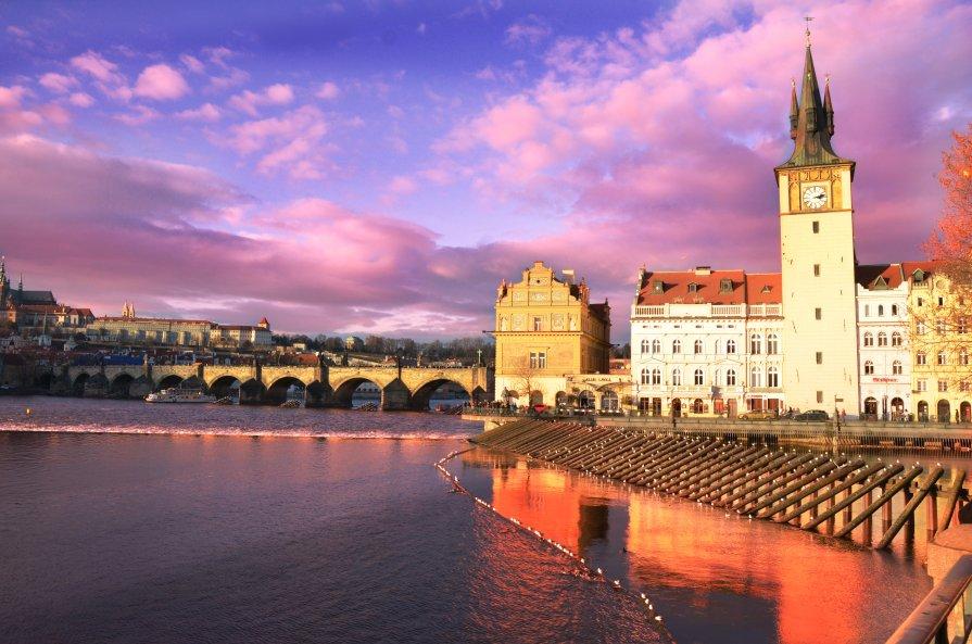 Прага - Рустам Гаджиев