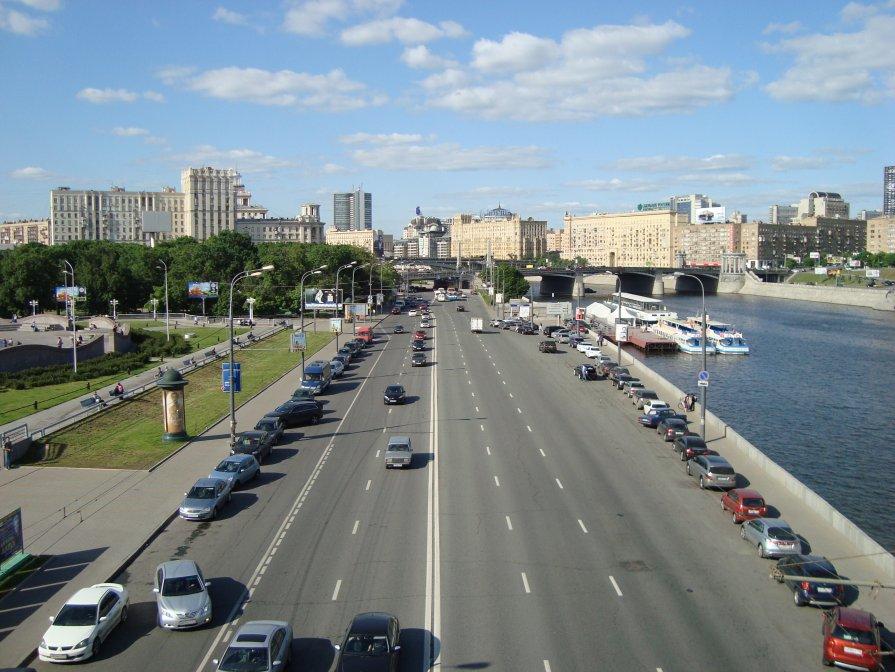 Москва-матушка - Дмитрий Кулинич