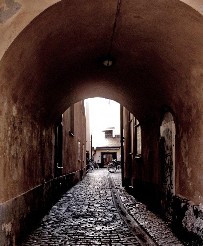 Стокгольм - Дмитрий Бубер