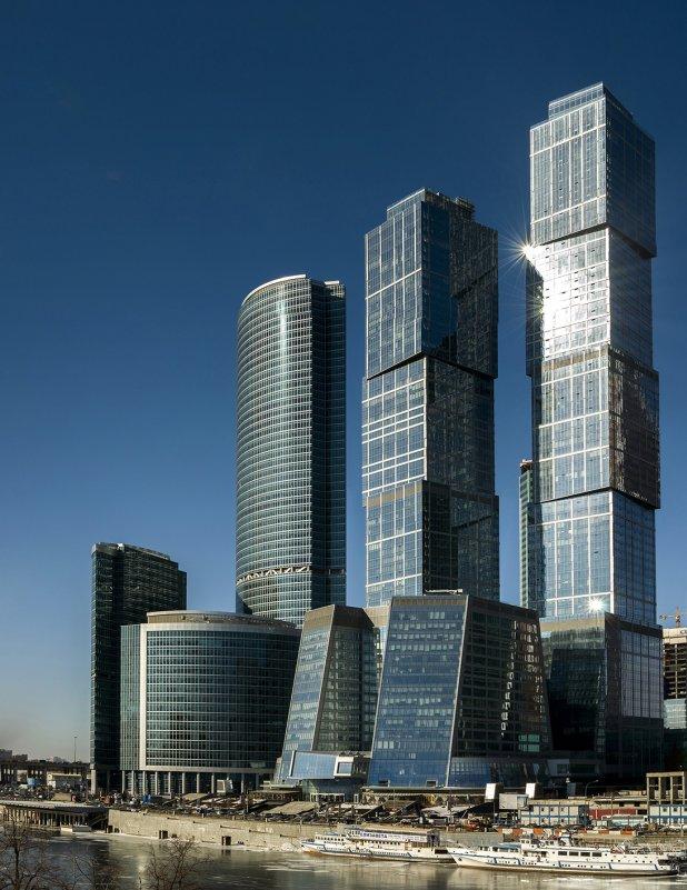 Москва-сити - Arkady Kobtsev