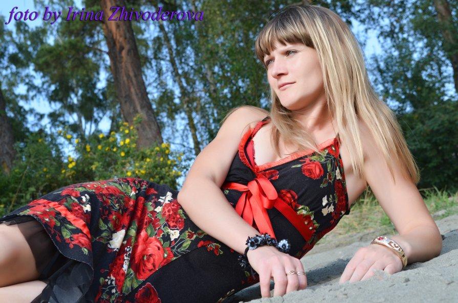 Елена - Ирина Живодерова