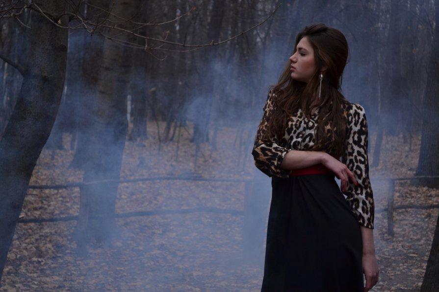 С дымком... - Виктория Шеметова