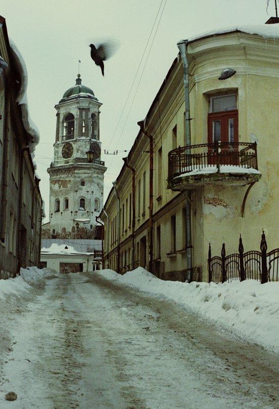 Выборг. Переулок (35 мм) - Александр Коновалов