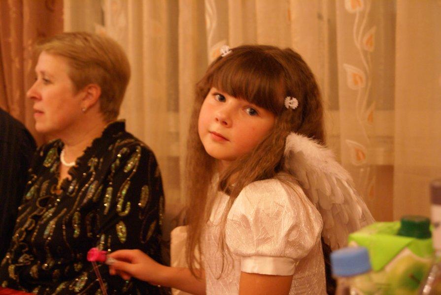Ангел воплоти - Александра Мокроусова