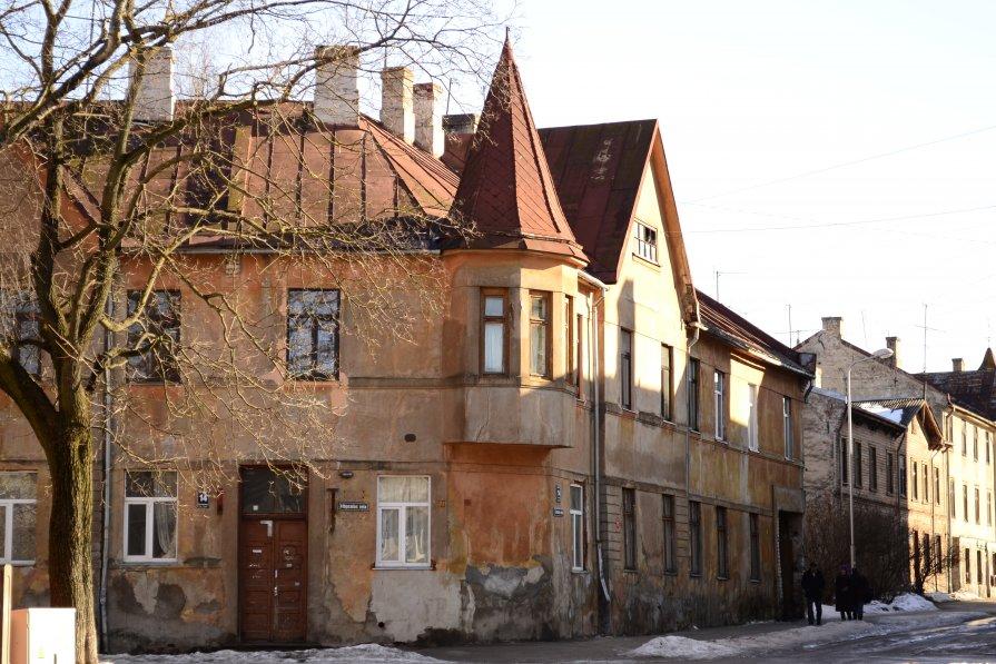 Окрайна Риги - Eugene Ger