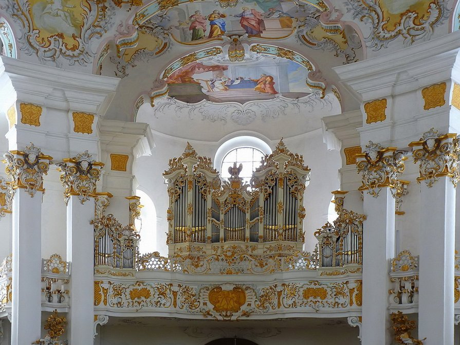 Монастырь  Бавария - igor G.