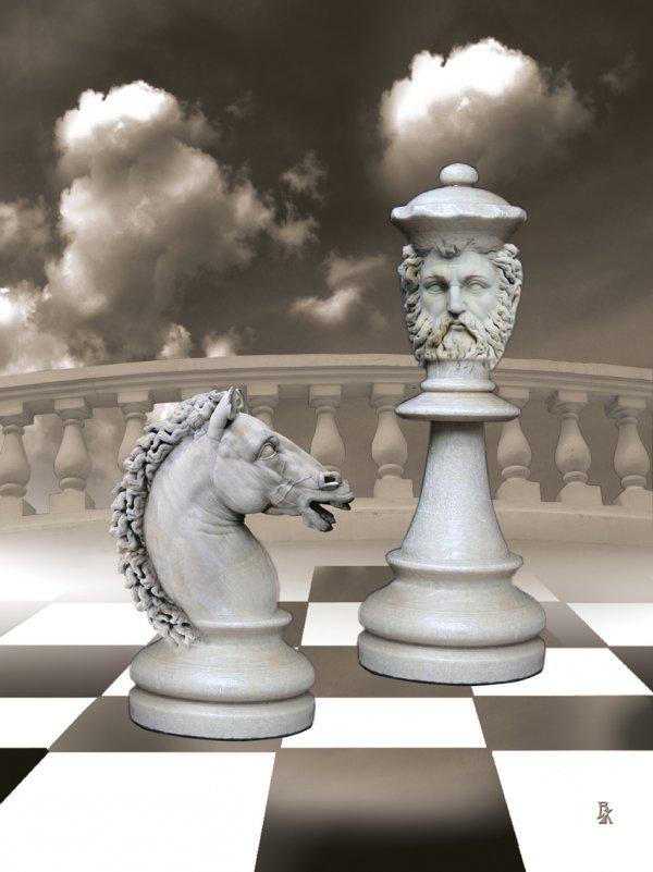 Флорентийские тайны. Серия Шахматы - Вероника Касаткина