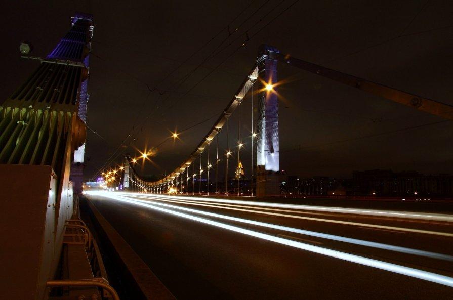 Крымский мост - Ruslan © Lysokon