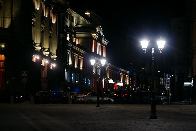 В городе Москве - Ирина Татьяничева