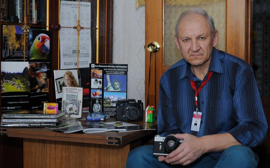 в процессе учебы - Александр Поборчий