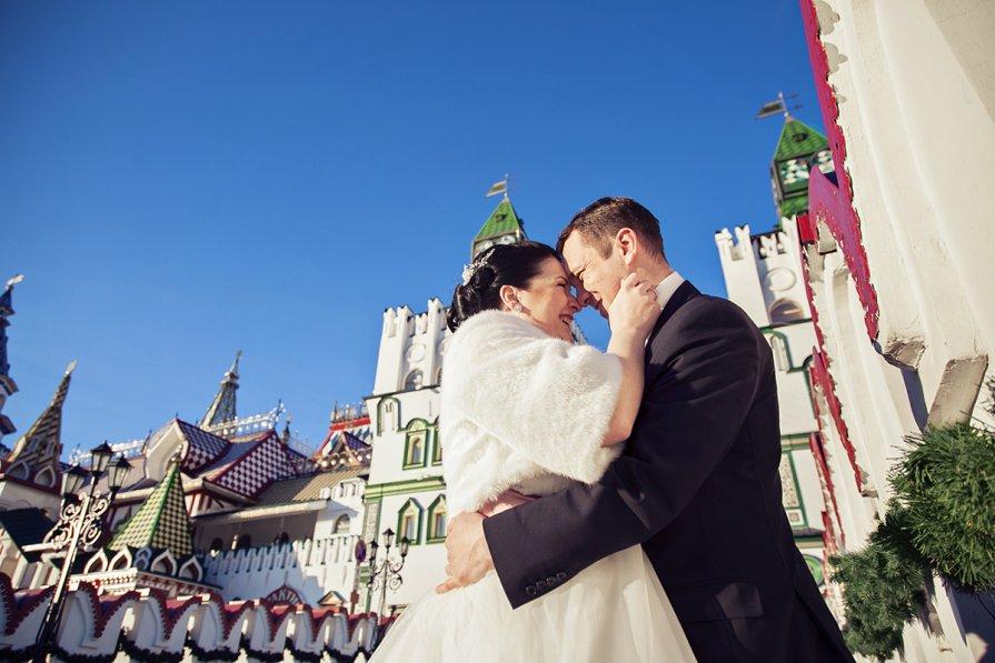 Свадьба в Измайловском Кремле - Katya Tyo